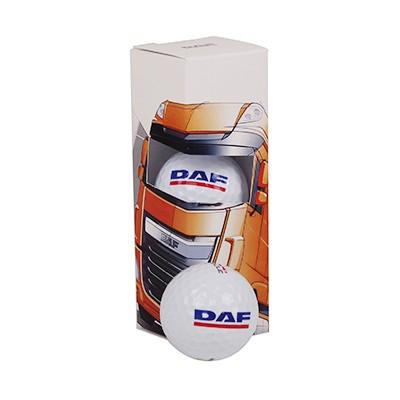 DAF Golfballen ( 3 stuks)