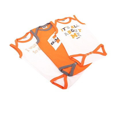 DAF Babyromper in set