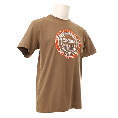 DAF Man T-shirt Military